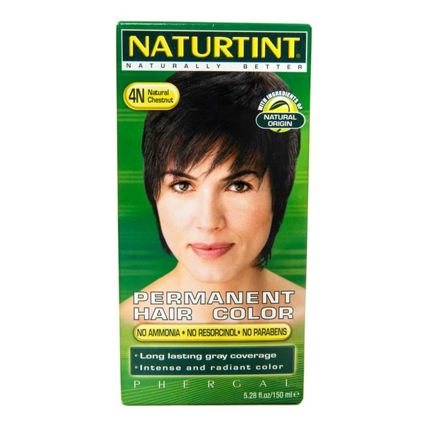 Naturtint Natural Chestnut 4N Permanent Hair Color
