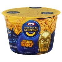 Kraft Easy Mac Star Wars Shapes Cups