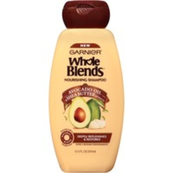 Whole Blends Nourishing Avocado Oil & Shea Butter Extracts Shampoo