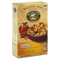 Nature's Path Organic Cereal Sunrise Crunchy Honey