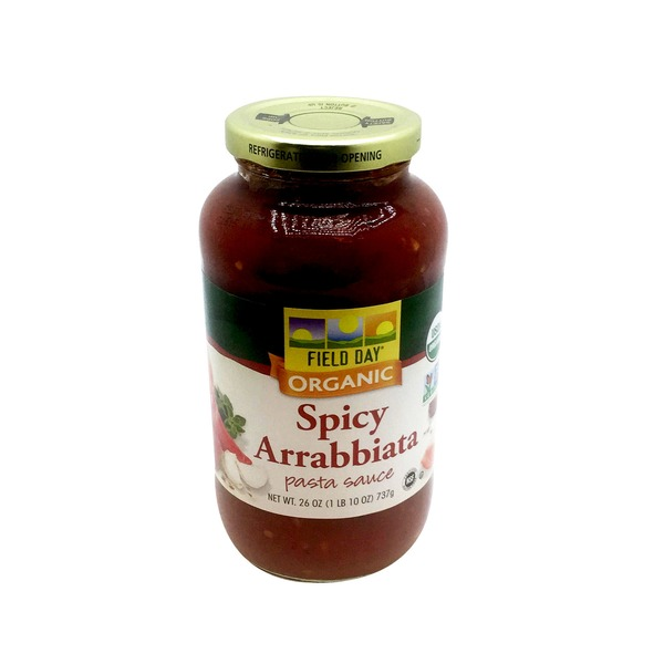 Field Day Spicy Arrabiata Sauce