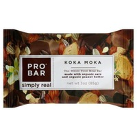 Probar Meal Bar, Whole Food, Koka Moka