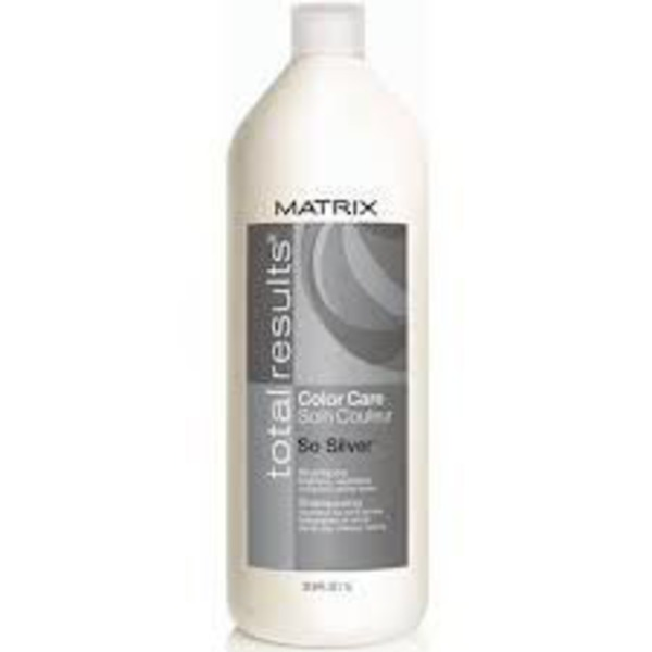 Matrix Total Results Color Care Silver Shampoo