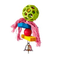JW Pet Holee Roller Parrot Toy
