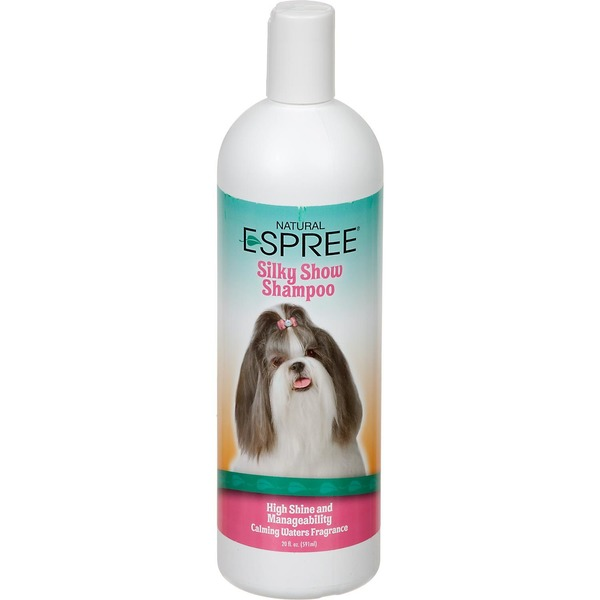 Espree Natural Silky Show Dog And Cat Shampoo