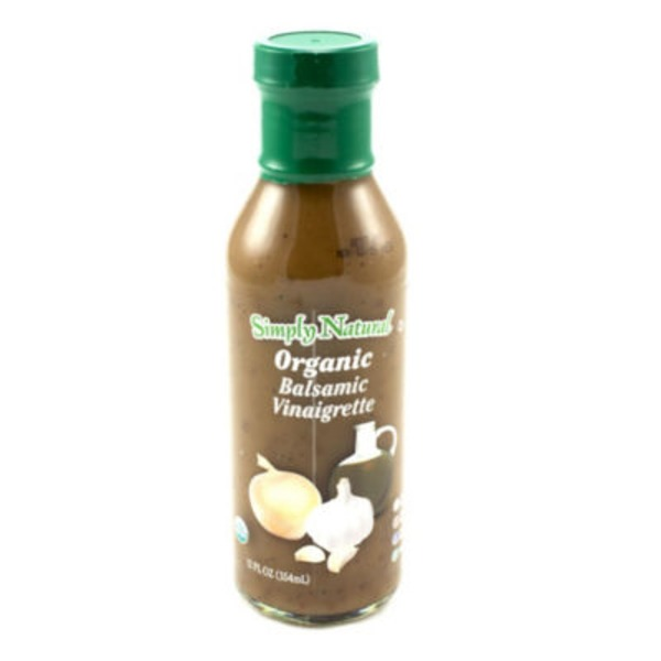 Simply Nature Organic Balsamic Vinaigrette