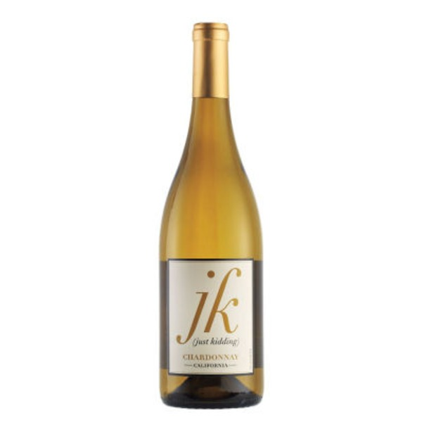 Just Kidding Chardonnay