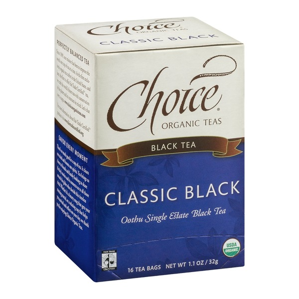 Choice Organic Classic Black Tea
