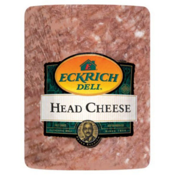 Eckrich Deli Head Cheese