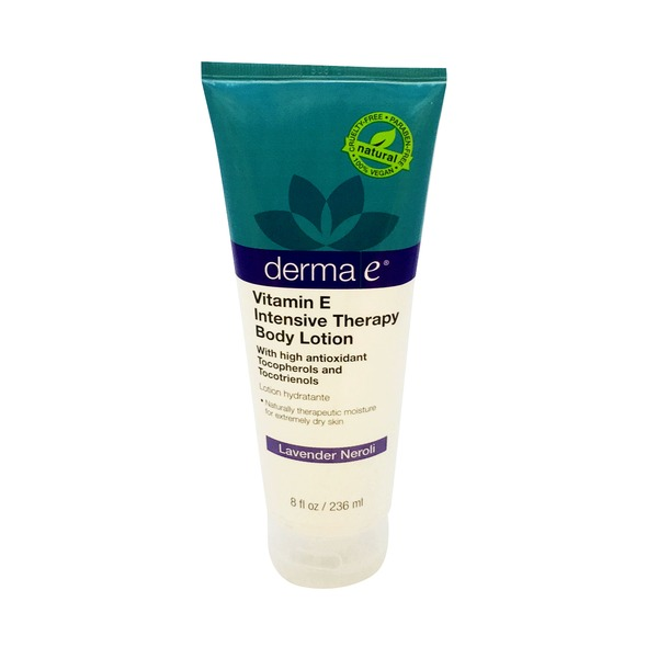 Derma E Vitamin E  Intensive Therapy Body Lotion Lavender Neroli
