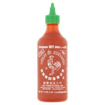 Huy Fong Sriracha Hot Chili Sauce, 17.0 OZ