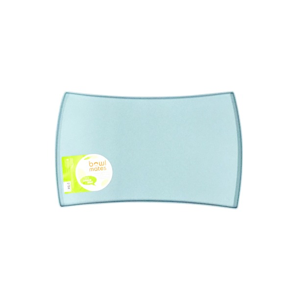 Bowlmates Small Blue Silicone Dog Placemat