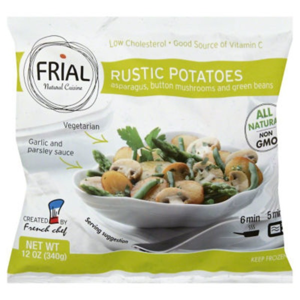 Frial Rustic Potatoes