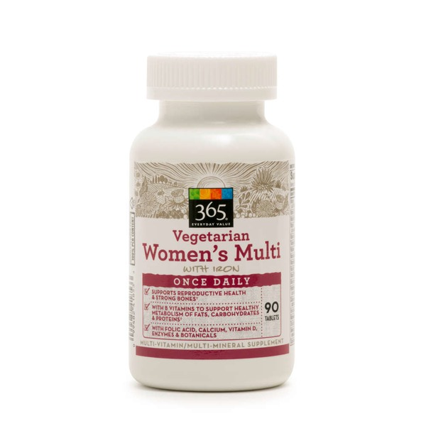 365 Adult Multi Vitamin For Women
