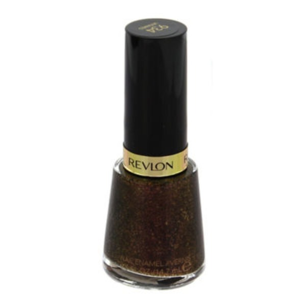 Revlon Nail Enamel, Untamed, Bottle