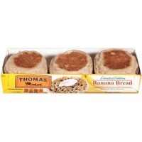Thomas English Muffins, Banana Bread