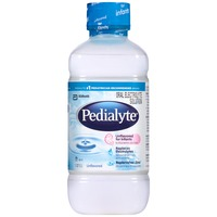 Pedialyte Unflavored--Sin Sabor Oral Electrolyte Solution--Solucion Oral de Electrolitos