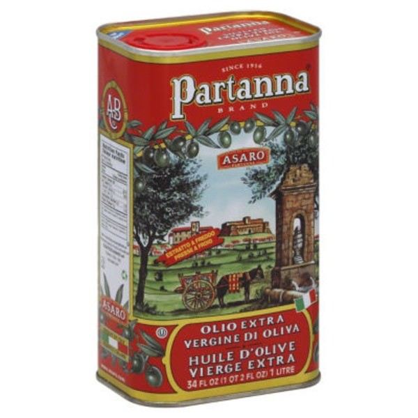 Partanna Sicilian Extra Virgin Olive Oil