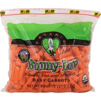 Grimmway Organic Classic Cut and Peeled Baby Carrots
