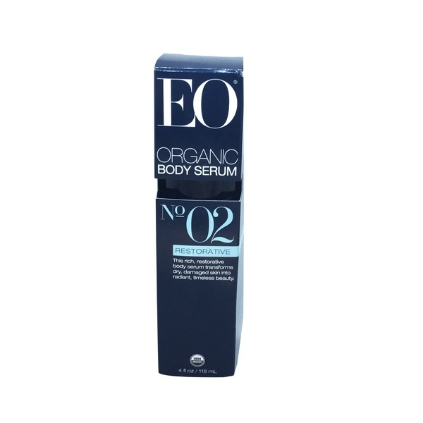 EO No 02: Restorative Organic Body Serum
