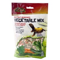 Zilla Reptile Munchies Vegetable Mix