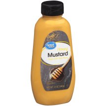 Great Value Honey Mustard, 12 oz