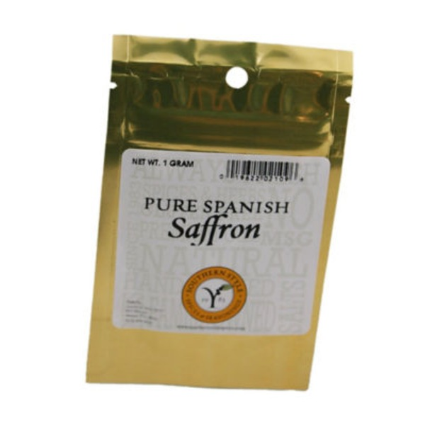 Southern Style Nuts Pure Spanish Saffron