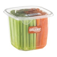 Whole Foods Market Carrot & Celery Sticks Organic
