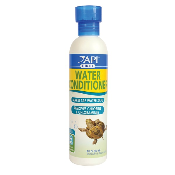 API Api Turtle Water Conditioner 8 Fl. Oz.