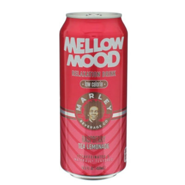 Bob Marley Beverage Co Marley Beverage Co Mellow Mood Tea Raspberry Lemonade