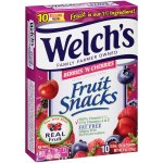 Welch's Fruit Snacks, Berries 'N Cherries, 0.9 Oz, 10 Ct