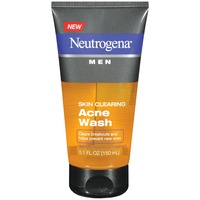 Neutrogena® Skin Clearing Acne Wash Oil-Free Men