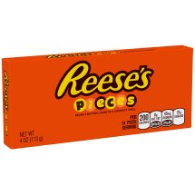 REESE'S PIECES Candy, 4 oz