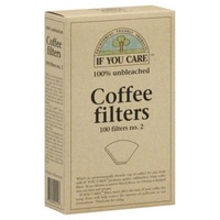 If You Care FSC Certified Unbleached Totally Chlorine-Free No. 2 Size Coffee Filters