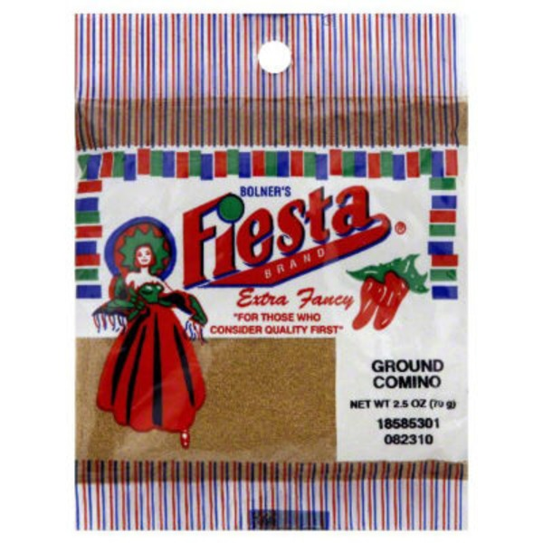 Fiesta Ground Comino, Extra Fancy
