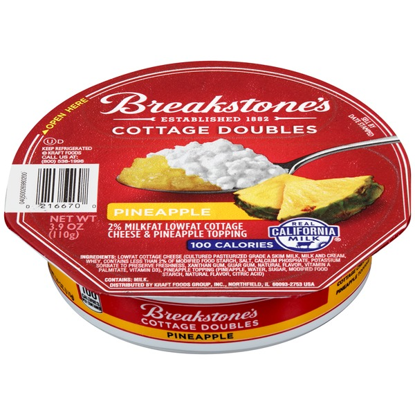 Breakstone's Pineapple Cottage Doubles