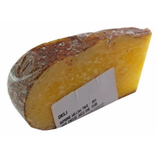 Rumiano 1 Year Willow Cheese