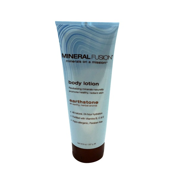 Mineral Fusion Earthstone Mineral Body Lotion