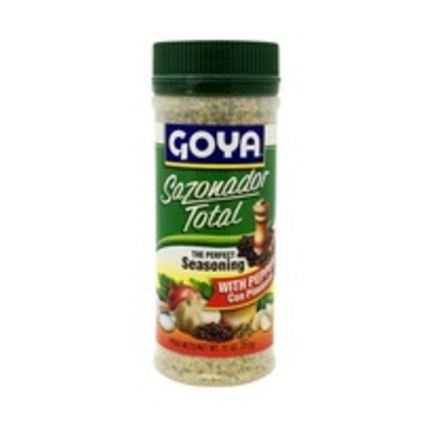 Goya Sazonador Total Seasoning With Pepper