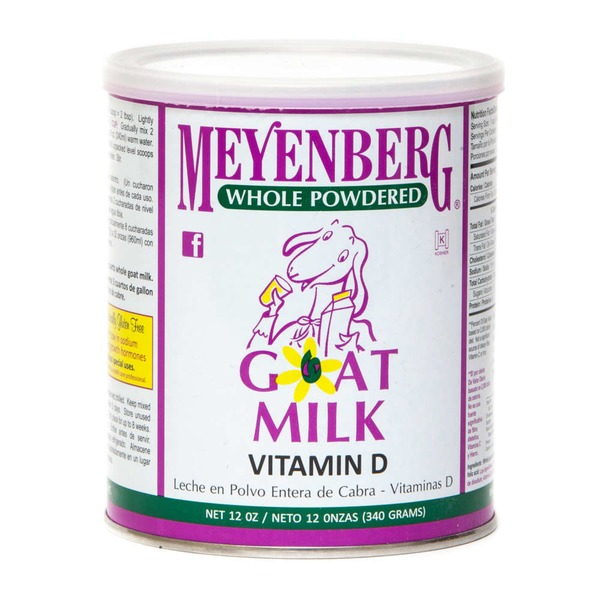 Meyenberg Whole Powdered Goat Milk Vitamin D