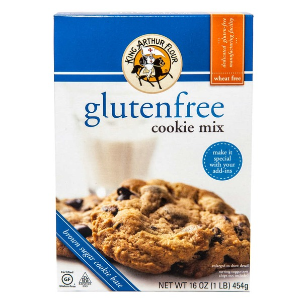 King Arthur Flour Gluten Free Cookie Mix