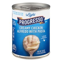 Progresso™ Low Fat Light Creamy Chicken Alfredo with Pasta Soup 18.5 oz. Can, 18.5 OZ