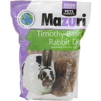 Mazuri Timothy Based Rabbit Food 5 Lbs.