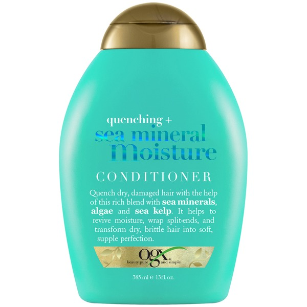 Ogx Quenching Sea Mineral Moisture Conditioner
