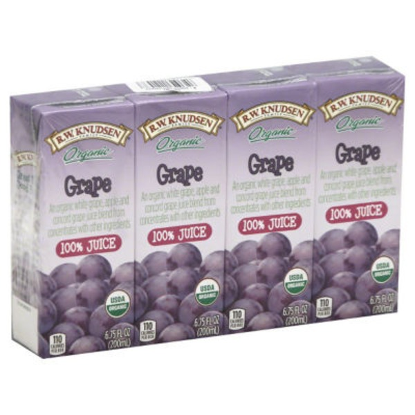 R.W. Knudsen Family Organic Grape Juice