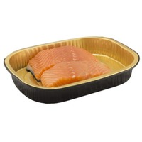 H-E-B Oven Ready Atlantic Salmon Portions