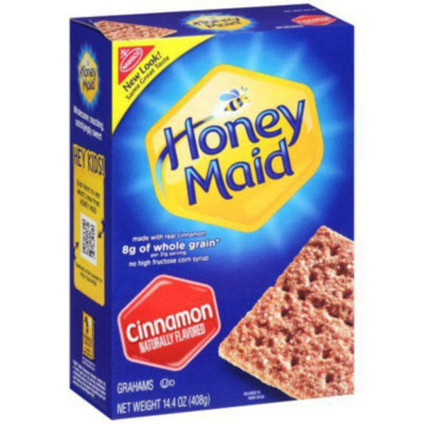 Honey Maid Cinnamon Grahams