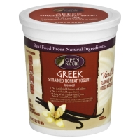 Open Nature Greek Yogurt Light Vanilla