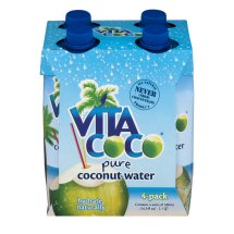 Vita Coco Pure, 16.9 Fl Oz, 4 Count
