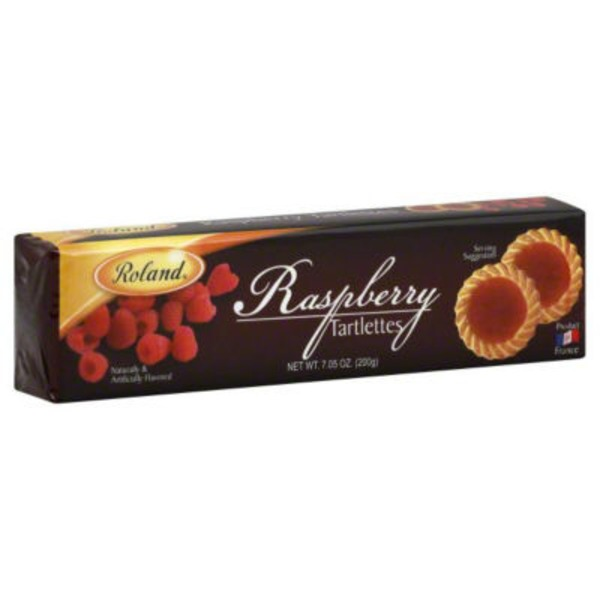 Roland Raspberry Tartlettes